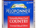 Item #33255 PELOPONNESE COUNTRY MIXED OLIVES