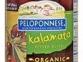 Item #03240 PELOPONNESE ORGANIC KALAMATA PITTED OLIVES