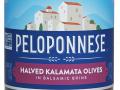 Item #17095 PELOPONNESE KALAMATA OLIVES HALVED