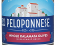 Item #36983 PELOPONNESE KALAMATA OLIVES WHOLE