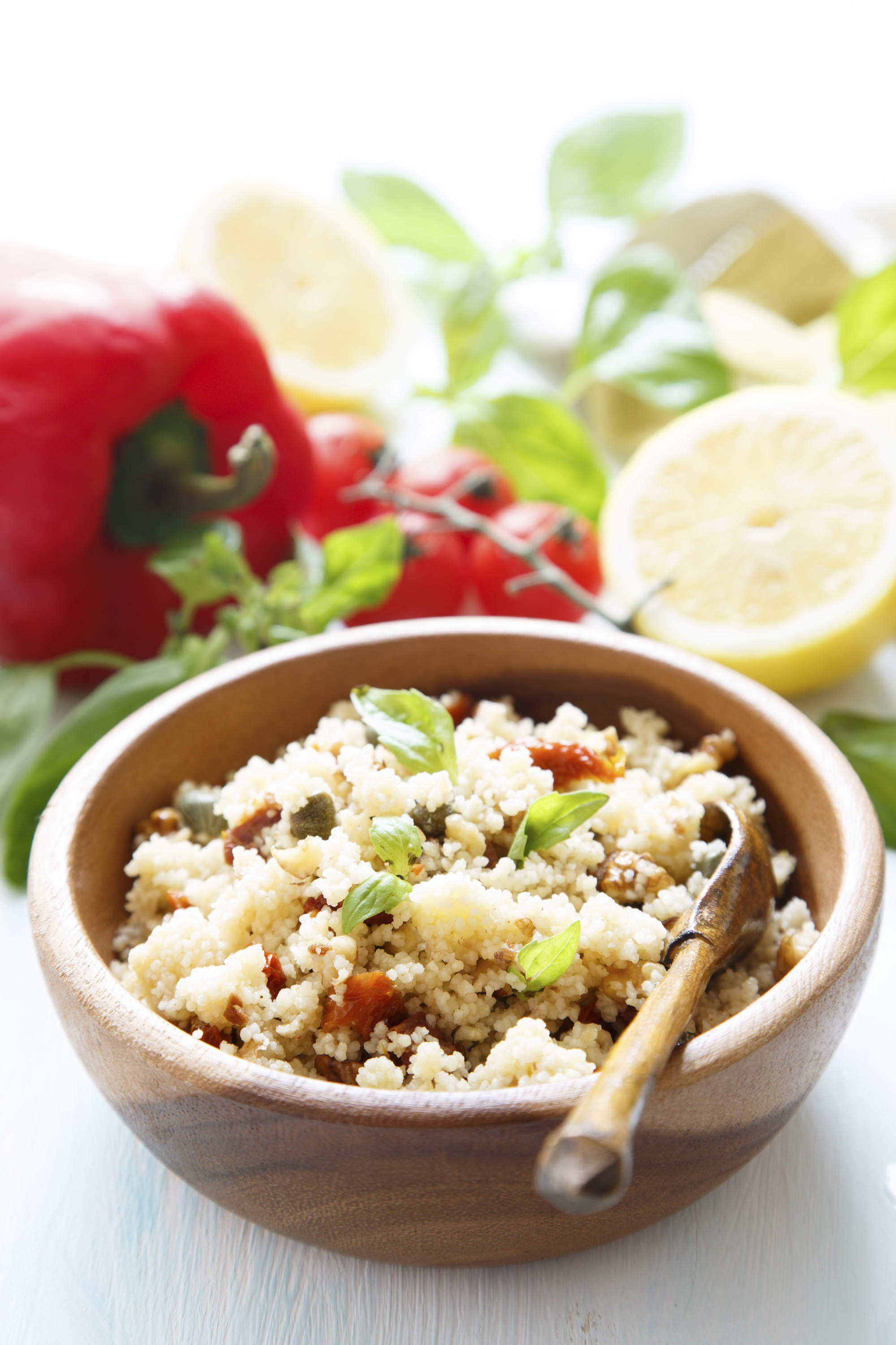 Couscous_Ham_Fruit_Salad